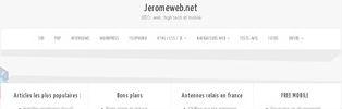 Jeromeweb