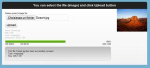 upload file html5