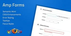 exemple de formulaire css3 HTML