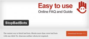 Stop bad bots : bloquer les fausses visites sur son site