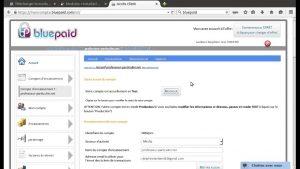 module Bluepaid - paiement prestashop