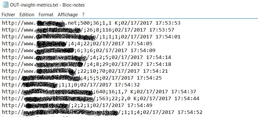 Fichier d'export d'un template RDDZ