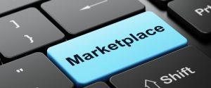 les market places (places de marchés)